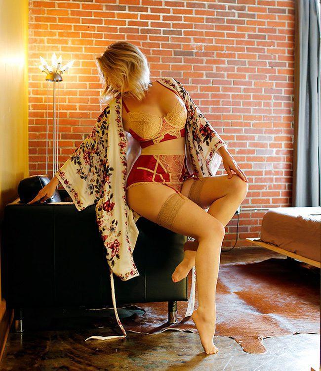 Megan Love in sexy lingerie