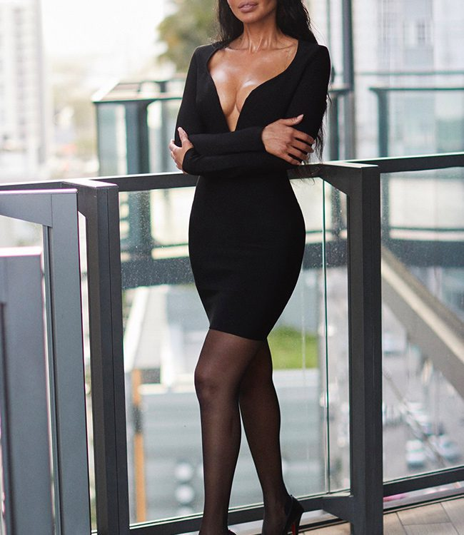 Independent Miami escort, Ilana Santos